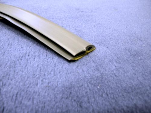 einfassleiste weich pvc selbstklebend 100cm. Black Bedroom Furniture Sets. Home Design Ideas