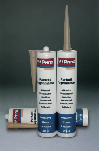 Parkettfugendichtmasse, Acryl-Dispersion, 310ml, Farbe nussbaum