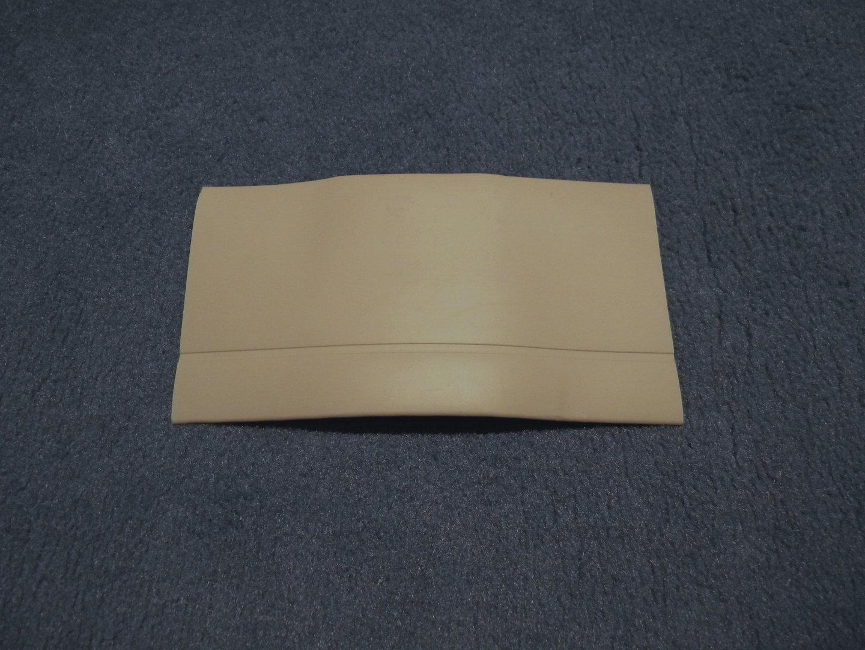 weich pvc sockelleiste selbstklebend 50 x 15 mm 5m beige. Black Bedroom Furniture Sets. Home Design Ideas